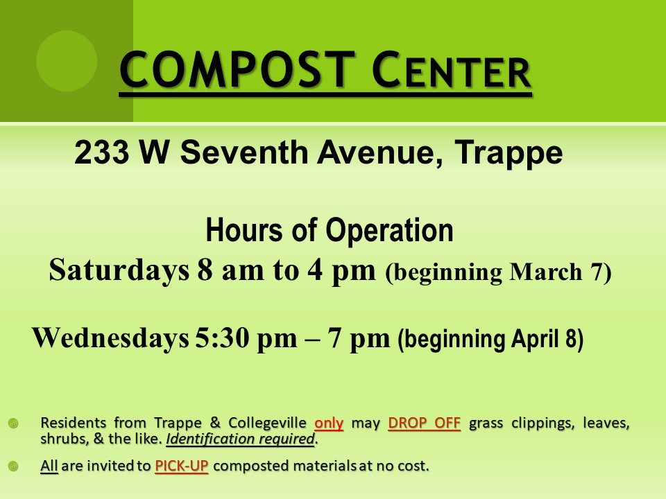 Compost Spring 2020