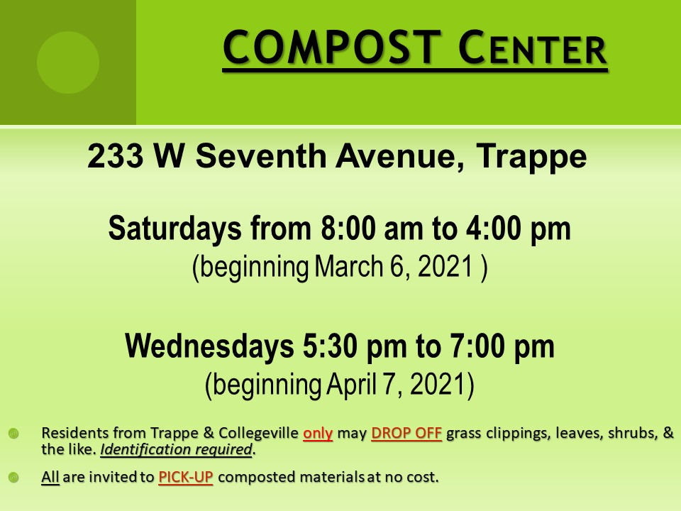 Compost Spring 2021