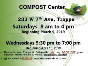 Trash Amp Recycling Trappe Borough