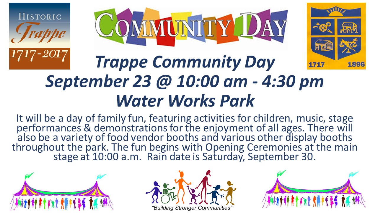 Trappe Community Day