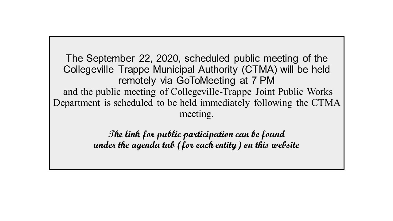9-22-2020 Meeting Notice
