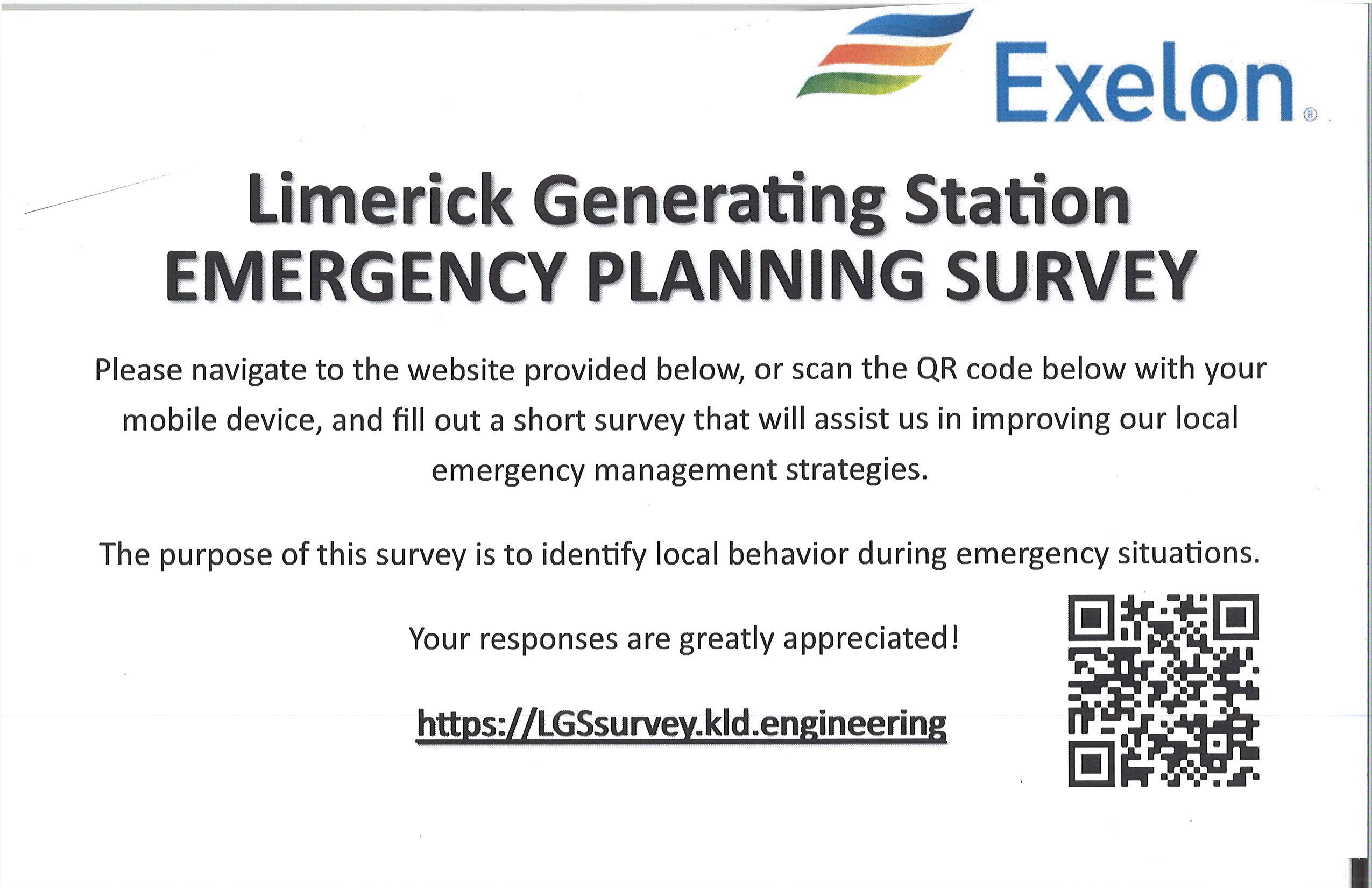 Limerick Survey